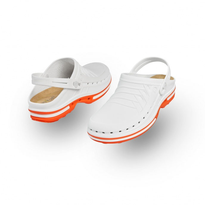 CLOG 01  w/ Strap with Walksoft™ Insole
