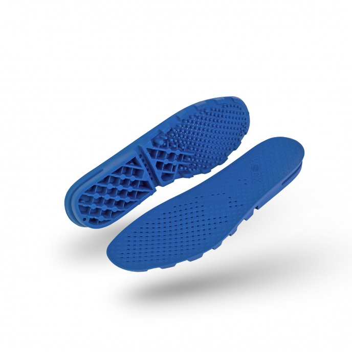 NEXO Medium Blue Steri-Tech™ Insole