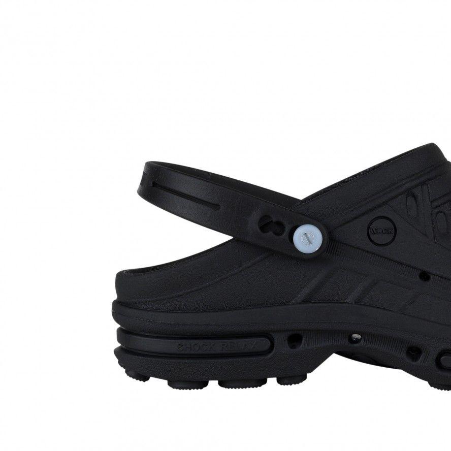 CLOG/BLOC Black Strap