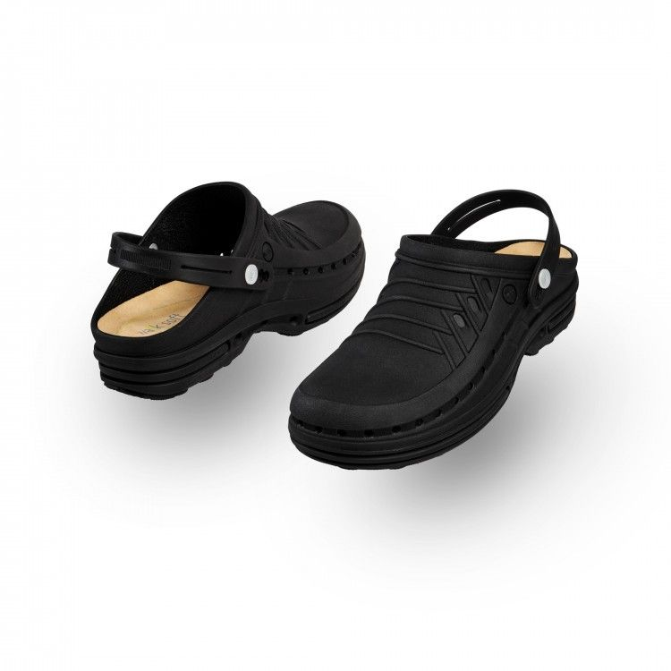 CLOG 11  w/ Strap with Walksoft™ Insole