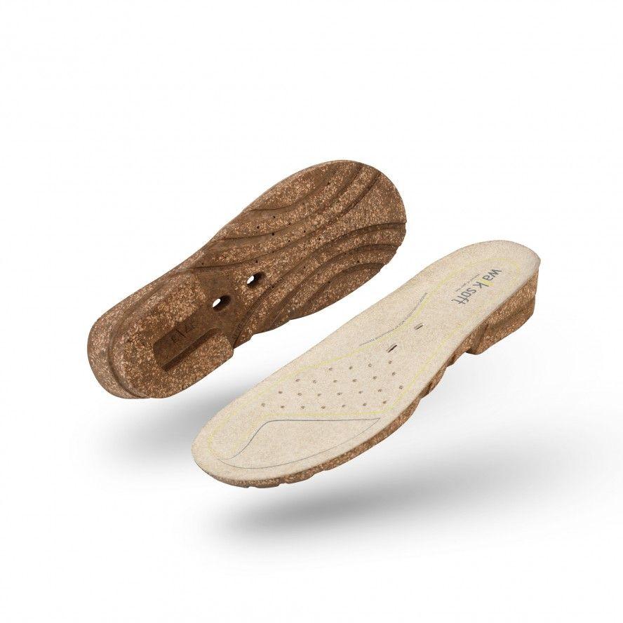 Palmilha CLOG Walksoft™